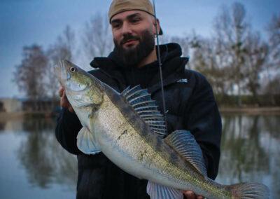 pêche sandre paris