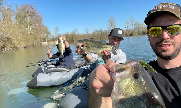 Séjours de pêche organisés