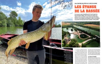 PRESSE – La Pêche et les Poissons – Sept. 2021